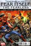 Fear Itself: The Fearless Comic Books. Fear Itself: The Fearless Comics.