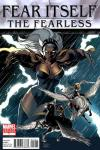 Fear Itself: The Fearless #1 comic books for sale