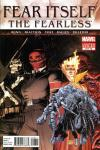 Fear Itself: The Fearless #8 comic books for sale