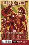 Fearless Defenders #11 comic books for sale