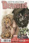 Fearless Defenders #4 comic books for sale