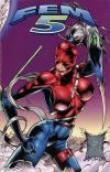 Fem 5 #3 comic books for sale