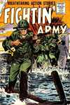 Fightin' Army Comic Books. Fightin' Army Comics.