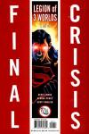 Final Crisis: Legion of Three Worlds #1 comic books for sale