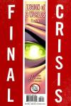 Final Crisis: Legion of Three Worlds #3 comic books for sale