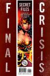Final Crisis: Secret Files #1 comic books for sale
