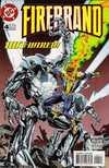 Firebrand #4 comic books for sale