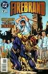 Firebrand #7 comic books for sale