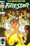 Firestar #3 comic books for sale