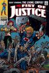 Fist of Justice #3 comic books for sale