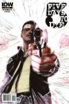 Five Days to Die #4 comic books for sale