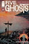 Five Ghosts #10 comic books for sale