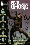 Five Ghosts #13 comic books for sale