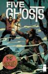Five Ghosts #14 comic books for sale