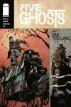 Five Ghosts #15 comic books for sale