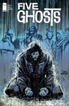 Five Ghosts #17 comic books for sale