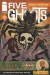 Five Ghosts #2 comic books for sale