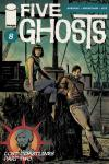 Five Ghosts #8 comic books for sale