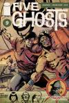 Five Ghosts #9 comic books for sale
