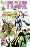 Flare #4 comic books for sale