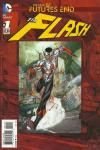 Flash: Futures End comic books