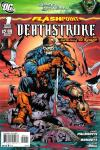Flashpoint: Deathstroke & the Curse of the Ravager Comic Books. Flashpoint: Deathstroke & the Curse of the Ravager Comics.