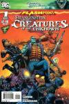 Flashpoint: Frankenstein & The Creatures of the Unknown # comic book complete sets Flashpoint: Frankenstein & The Creatures of the Unknown # comic books