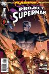 Flashpoint: Project Superman #1 comic books for sale
