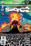 Flashpoint: Secret Seven comic books