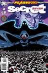 Flashpoint: Secret Seven #3 comic books for sale