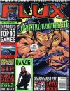 Flux Magazine comic books