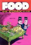 Food Comix comic books