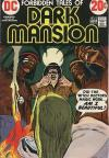 Forbidden Tales of Dark Mansion #9 comic books for sale