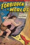Forbidden Worlds #76 comic books for sale