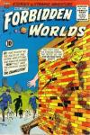 Forbidden Worlds #93 comic books for sale