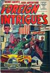 Foreign Intrigues comic books