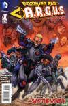 Forever Evil: A.R.G.U.S. Comic Books. Forever Evil: A.R.G.U.S. Comics.