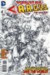 Forever Evil: A.R.G.U.S. #1 comic books for sale
