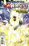 Forever Evil: A.R.G.U.S. #3 comic books for sale