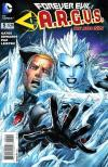 Forever Evil: A.R.G.U.S. #5 comic books for sale