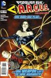 Forever Evil: A.R.G.U.S. #6 comic books for sale