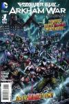 Forever Evil: Arkham War Comic Books. Forever Evil: Arkham War Comics.