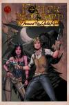 Foster Broussard: Demons of the Gold Rush comic books