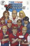 Foxwood Falcons #1 comic books for sale