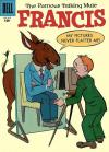 Francis: The Famous Talking Mule #11 comic books for sale