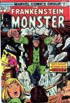 Frankenstein #12 comic books for sale