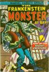 Frankenstein #14 comic books for sale