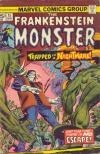 Frankenstein #15 comic books for sale