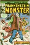 Frankenstein #16 comic books for sale