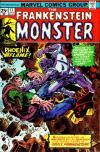 Frankenstein #17 comic books for sale